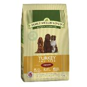 DOGS IN DISTRESS DONATION - James Wellbeloved Dog Food (Adult) - Turkey & Rice 2kg