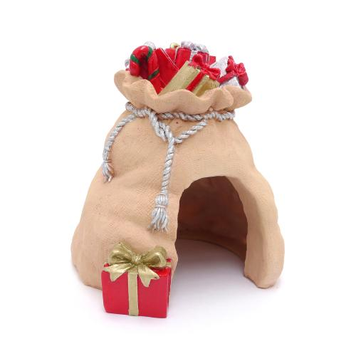 Rosewood Santa Sack Den & Cave For Small Pets