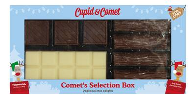 Rosewood Comet's Xmas Selection Box For Dogs