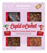 Rosewood Comet's 4 Course Christmas Meal For Cats