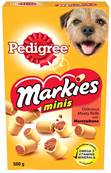 Pedigree Markies Minis Dog Biscuits - Meaty Rolls with Marrowbone 500g