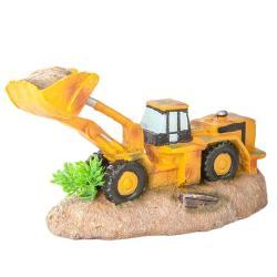 Betta Front Loading Yellow Digger Aquatic Ornament