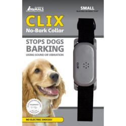 Clix No Bark Collar Small