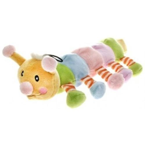 Dogs Life Nursery Caterpillar Plush Toy