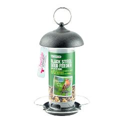 Gardman Black Steel Seed Feeder