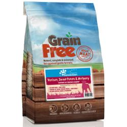 Pet Connection Grain Free Adult Dog Food - Venison