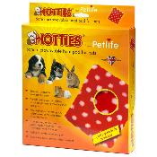 Hotties Heat Pad And Red Polka Dot Cover For All Animals