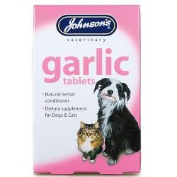 Johnson's Garlic Tablets For Dogs And Cats