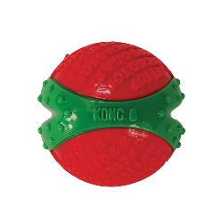KONG Holiday CoreStrength Ball For Dogs - Medium
