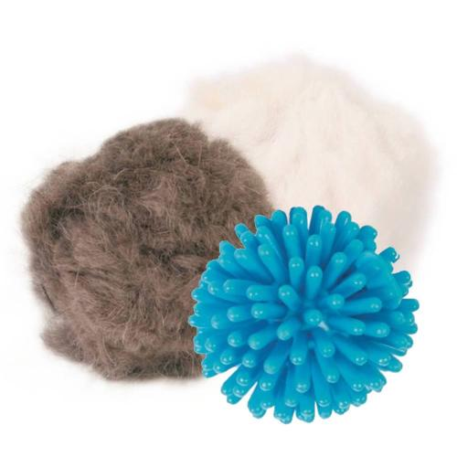 CLAWS Donation - Bulk Pack of Hedgehog & Plush Ball Toys