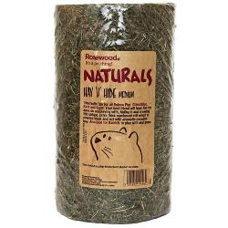 Rosewood Naturals Hay 'n' Hide Tube (Medium)