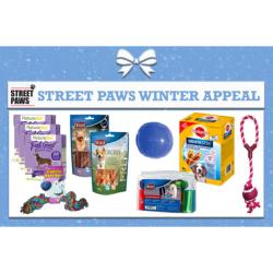 STREET PAWS - Large Winter Gift Box £25