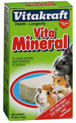 Vitakraft Vita Vet Small Animal Mineral Stone