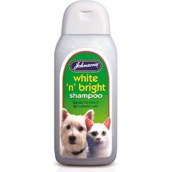 Johnson's White 'n' Bright Shampoo
