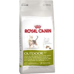 Royal Canin Dry Cat Food Outdoor 30