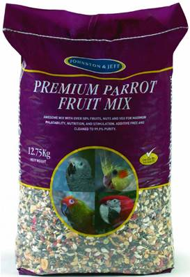 Johnston & Jeff Premium Parrot Fruit 12.75kg