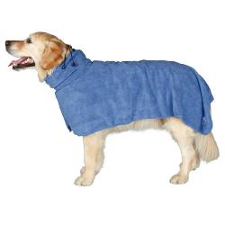Trixie Microfibre Bathrobe Towel for Dogs