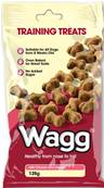 Wagg Dog Training Treats - Chicken and Cheese 125g