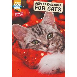 Armitage Pawsley Advent Calendar For Cats
