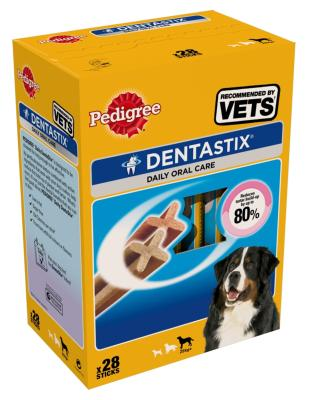 DOTS OXFORD DONATION - Pedigree Dentastix Dental Treat Large / 28 Pack