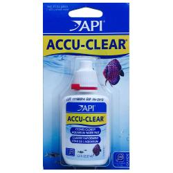 API Accu-Clear Crystal Clear Aquarium Treatment 37ml