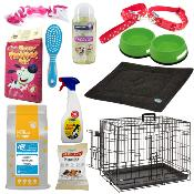 Basic Puppy Starter Pack Size 2 (Medium) - Online Exclusive
