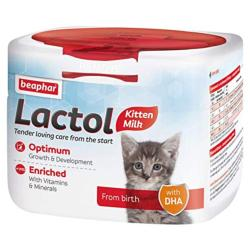 Beaphar Lactol Kitten Formula Milk Replacement Powder - 250g