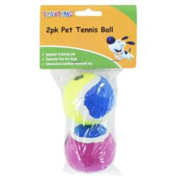Cheeko Tennis Balls (2 Pack)