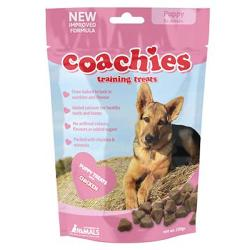 Coachies Puppy Training Treats Chicken (200g)