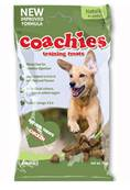Coachies Naturals Dog Training Treats (Adult) - Chicken Chews, 75g