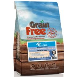 Pet Connection Grain Free Puppy (Large Breed) Food - Salmon