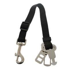 James Steel Universal Dog Car Seat Belt Restraint