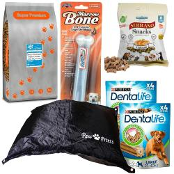 Dog Holiday & Boarding Bundle (Size 3) - Large