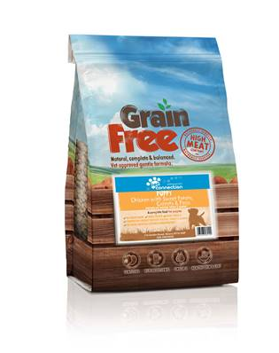 Pet Connection Grain Free Puppy Food - Chicken 2kg