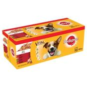 STAFFIE&STRAY RESCUE DONATION - Pedigree Dog Pouches Mixed Selection In Jelly 40 X 100g