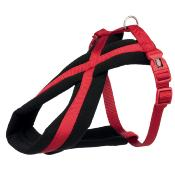 Trixie Premium Touring Dog Harness - Red