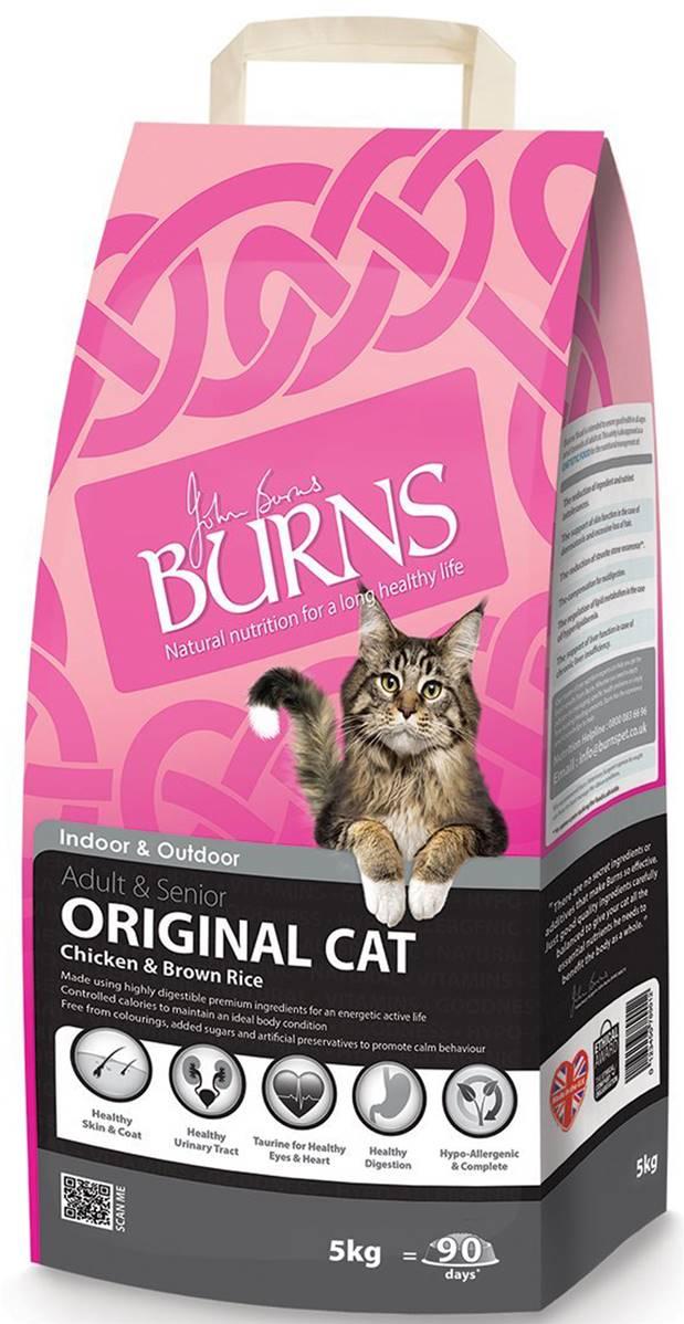Burns Cat Food Original Chicken Kg
