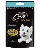 Cesar Mini-Joys With Cheese & Chicken 100g