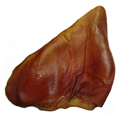 Pigs Ear Dog Treat - Single