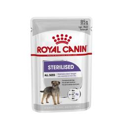 Royal Canin Wet Dog Food Sterilised Loaf 85g