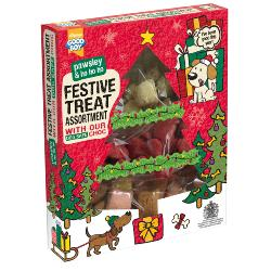 Armitage Pawsley Festive Treat Assortment For Dogs