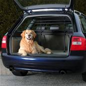 Trixie Dog Car Guard Black 85-140cm Width 75-110cm Height