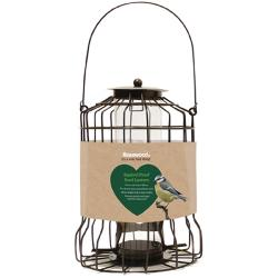 Rosewood Squirrel Proof Seed Lantern