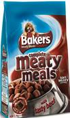 Bakers Complete Meaty Meals Dog Food (Adult) - Beef 2.7kg