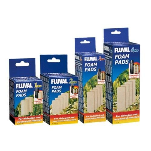 Fluval Foam Pads Aquarium Filter Media Sponge (Plus Series)