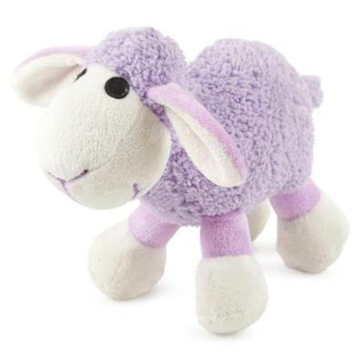 Ancol Small Bite Plush Purple Lamb