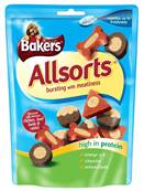 Bakers Allsorts Dog Treats - Original 98g