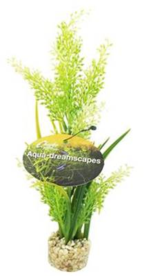 Cheeko Dreamscape Tropical Plant in Grass 20cm