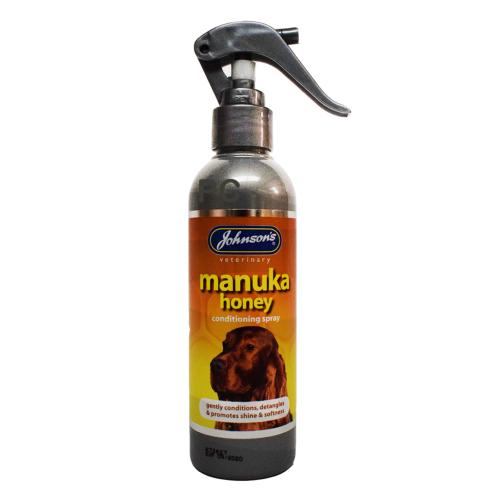 Johnsons Manuka Honey Conditioning Spray For Dogs