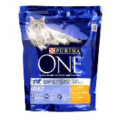 Purina One Adult Cat Chicken 800g